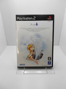 PS2 専用ソフト AIR ベスト版 インターチャネル プレイステーション