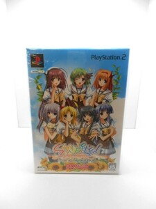 PS2 専用ソフト SHUFFLE! ON THE STAGE 初回限定版 CD