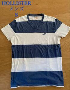 HOLLISTER ホリスター メンズ Tシャツ Sサイズ
