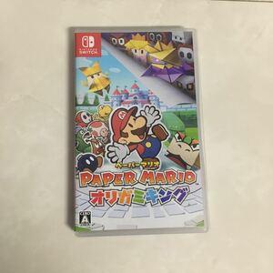 Nintendo Switch オリガミキング マリオ  ニンテンドースイッチ