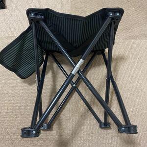 新品!登山 釣り椅子 収納袋付き マクラーレン 折りたたみ 超軽量 レッド ローチェア 折りたたみ椅子