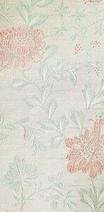 ★ファブリック用布地 はぎれ 上品な植物花柄 51×100