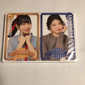 伊勢鈴蘭 竹内朱莉 birthday event DVD