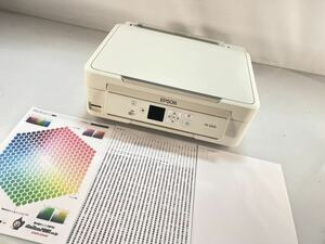 ★動作確認済み EPSON PX-435A プリンター 複合機 A4 コピー機 エプソン Wi-Fi おまけインク付き 管理A781