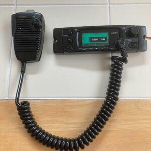 APR型警察無線機モックアップ