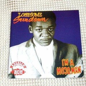 Lonesome Sundown ロンサム サンダウン I'm A Mojo Man / Ace / 50s - 60s ルイジアナ ブルース 偉人 / Excello 音源 24曲収録 良質コンピ