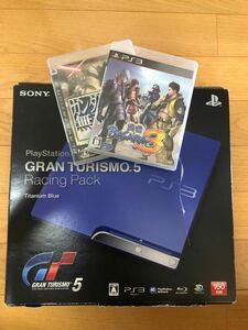 PS3 本体 Gran Turismo Racing Pack