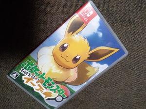 ポケットモンスター Let's Go! イーブイ ポケモン レッツゴー Nintendo Switch ニンテンドースイッチ レッツゴーイーブイ ポケモン