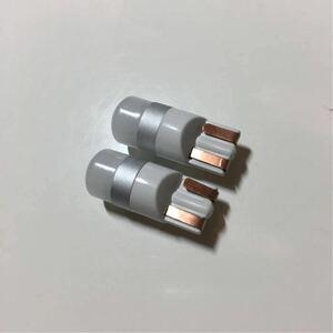 24V T10 position . light pure-white white LED valve(bulb) 2 piece Grand Profia Giga Super Great k on Giga Forward Len Pro etc.
