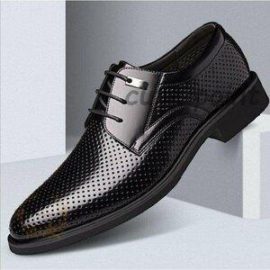 ビジネスシューズ メンズ 革靴 ローカット おしゃれ 紳士靴 ビジネスシューズ メンズ 通気性 夏 ドライビングシューズ ローファー スリ22