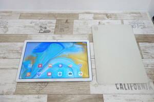 美品 HUAWEI MediaPad M6 10.8 SCM-W09 RAM 4GB ROM 64GB Wi-Fiモデル タブレット