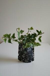 アイビー 観葉植物 インテリア 小物 飾り グリーン 癒し 花びん 花器 送料無料