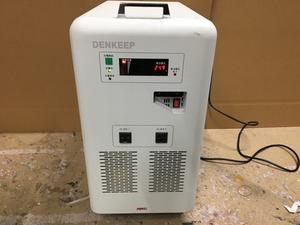 中西金属工業/リチウムイオン蓄電池/蓄電システム/DENKEEP NKC-DT1000