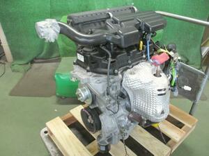 タント カスタム DBA-L375S KF-VE エンジンAssy