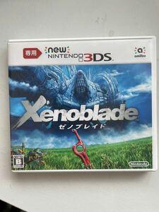 ゼノブレイド Nintendo3DS