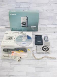 ◎CANON キャノン IXY デジタルカメラ IXYD55◎H-88