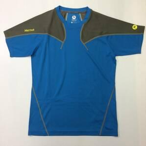 マーモット 半袖速乾Tシャツ Mサイズ MJT-S4065 Marmot