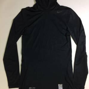 NIKE PRO COMBAT ハイネックインナーシャツ ブラック Mサイズ ナイキプロ