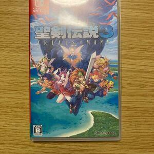 【Switch】 聖剣伝説3 TRIALS of MANA