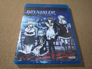 新品BD★極黒のブリュンヒルデ 全13話+OVA ブルーレイ 北米版[PS3,4再生可]