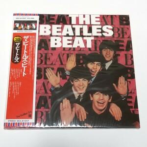 CD輸入盤リプロ盤 紙ジャケ Beatles Beat ビートルズ ビート