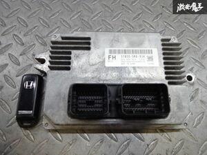 保証付 ホンダ純正 JG2 N-ONE Nワン エンジン コンピューター 37820-5K6-934 キーレス付 棚2A38