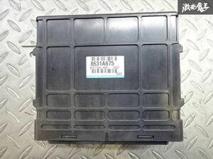 保証付 三菱純正 H82A トッポ エンジン コンピューター ターボ 8631A675 単体 棚2A38