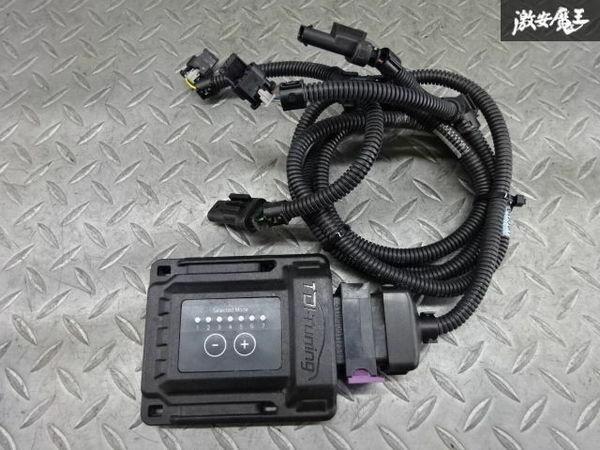 保証付 TDI-tuning W202 C43 AMG サブコン チューニング CRTD4 1.3 棚2A72