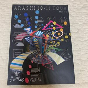 嵐 ARASHI 10-11 TOUR Scene 君と僕の見ている風景 STADIUM 嵐DVD