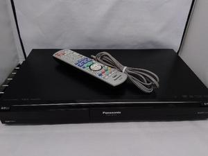 ジャンク Panasonic DMR-XE100 HDD搭載ハイビジョンDVDレコーダー320GB