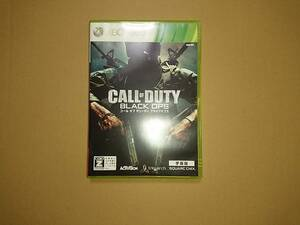 Xbox 360 コール オブ デューティ ブラックオプス 字幕版