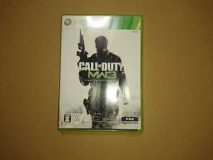 Xbox 360 コール オブ デューティ モダン・ウォーフェア3 字幕版
