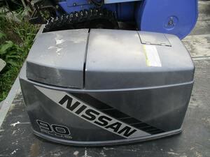 Nissan NS90  Tohatsu M90 2ST 90 л.с.   двигатель  крышка  Ассен   топ  крышка   комар            это  Подвесной лодочный мотор  Многие части  на складе  ...  низ  ...  делаю