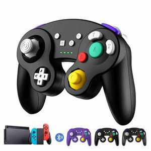 ゲームキューブ コントローラー 互換品 無線 Bluetooth