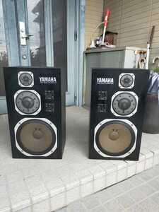YAMAHA NS-1000M 30万番台ペア 本州送料無料 ②