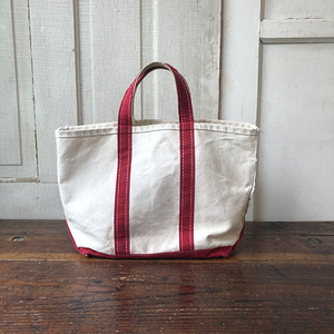 Vintage USA 80's L.L.Bean Tote Bag トートバッグ ビーン かばん LLBeanキャンバスバッグ アメリカ アンティーク ヴィンテージ Y-999