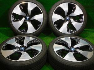 BMW i8純正 ライトアロイホイール タービンスタイリング444 195/50R20 215/45R20 スペアなどに