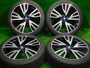 BMW i8純正 軽量 Wスポーク スタイリング470 215/45R20 スペアなどにも