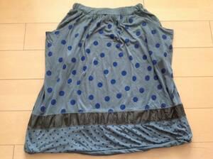 ケイハヤマ プリュス バルーン スカート 美品 サイズF KEI Hayama