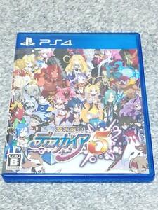 PS4 魔界戦記ディスガイア5