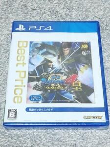 PS4【未使用、未開封】戦国BASARA4皇