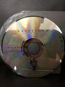 即決 送料無料 ノベルティ CD KANDYTOWN RYOHU GOTTZ KEEP IT KOOL★IO BAD HOP MASATO PUNPEE 舐達磨 DJ MURO KIYO KOCO DEV LARGE