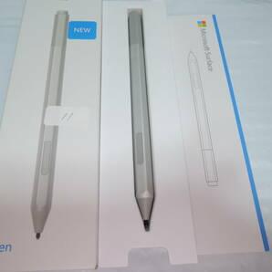 マイクロソフト Surface Pro 対応 Surfaceペン シルバー EYU-00015 #11
