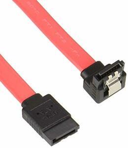 変換名人 SATA2(3Gbps対応)ケーブル I - L ロック付 30cm SATA-ILCA30(新品未使用品)