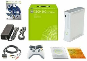 Xbox 360 コアシステム ブルードラゴン プレミアムパック(限定版) 特典 オ (中古 良品)