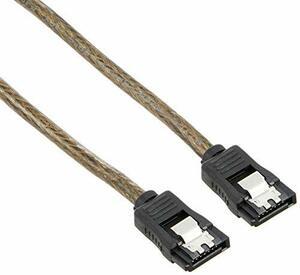 変換名人 SATA3(6Gbps対応)ケーブル I - I ロック付 90cm SATA6-IICA90(新品未使用品)