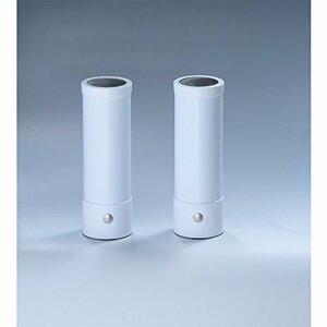 シロクマ タイムドメインライセンスモデルスピーカー myPod8 ホワイト (中古 良品)