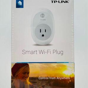 未開封 TP-Link WiFiスマートプラグ HS100 スマートコンセント 無線LAN中継機