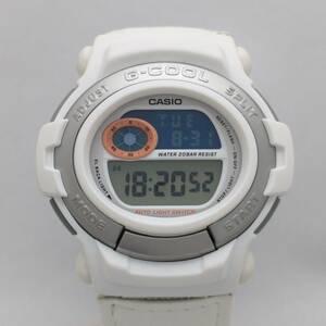 箱 取説 付 CASIO カシオ G-SHOCK ジーショック G-COOL GT-003PF-7AT クォーツ 腕時計 ホワイト 店舗受取可