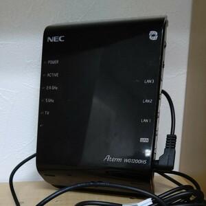 WiFiルーター WG1200HS Aterm 無線LAN